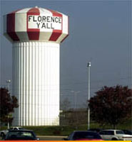 florence kentucky water tower